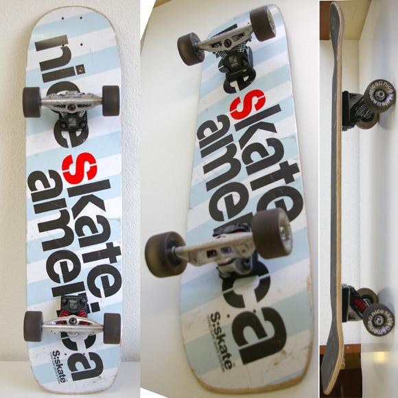 NICE SKATE AMERICA SPS 35 中古スケートボード bno9629534a