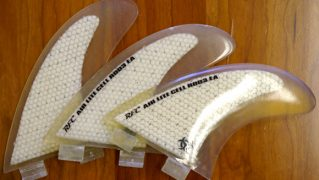 RAINBOW FIN AIR LITE CELL トライ FCS 中古フィン bno9629545a