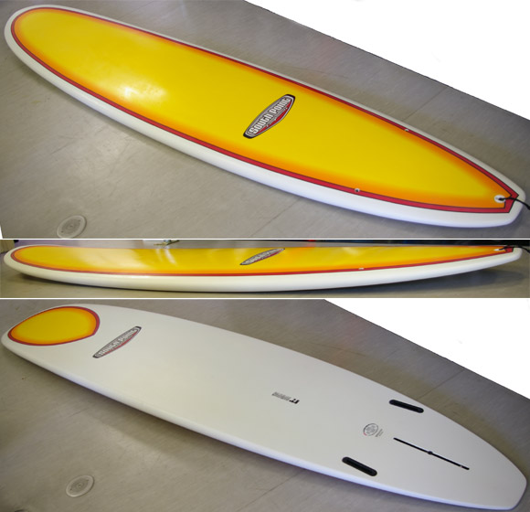 SOUTH POINT EPOXY 中古ロングボード 9`2 detail bno9629547d