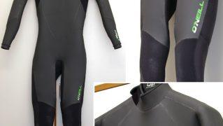 オニール HAMMER 5/3mm セミドライ 中古ウェットスーツ bno9629579a