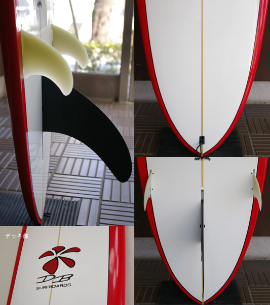 DICK BREWER 中古ロングボード 9`0 fin/tail bno9629580c