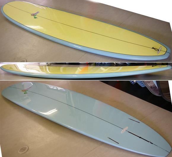 SURFTECH SIREN 中古ロングボード 9`0 detail bno9629582d