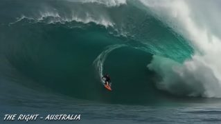 Biggest Waves Around The World