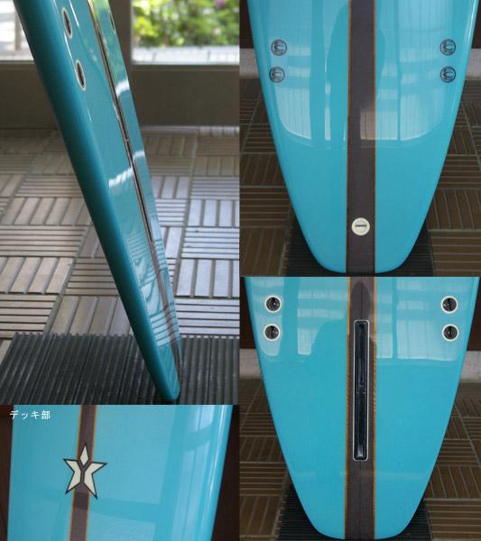 Y-STAR CHP 中古ロングボード 9`4 fin/tail bno9629607c