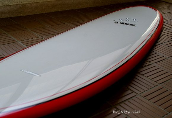ALMERRICK Water Hog SURFTECH 中古ファンボード 7`7 bno9629614d
