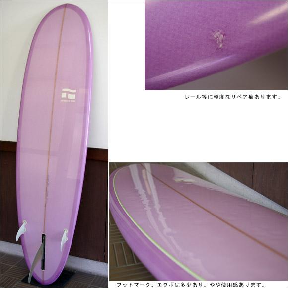 T-STICK 中古ファンボード 6`6 bottom bno9629615b