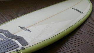 CARDIFF 中古ファンボード 7`6 bno9629622f