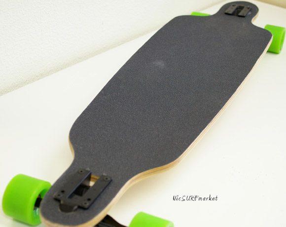 40inch バンブーデッキ 中古スケートボード bno9629629d