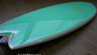 DONALD TAKAYAMA Humu Humu Fish EPOXY 中古フィッシュボード 6`8 bno9629635d