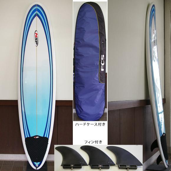 NSP エポキシ 中古ファンボード 7`10 deck bno9629641a