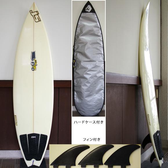 JS 300kw 中古ショートボード 6`1 deck bno9629642a