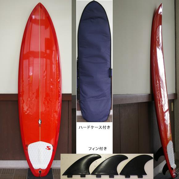 efu 中古ファンボード 6`8 deck bno9629643a