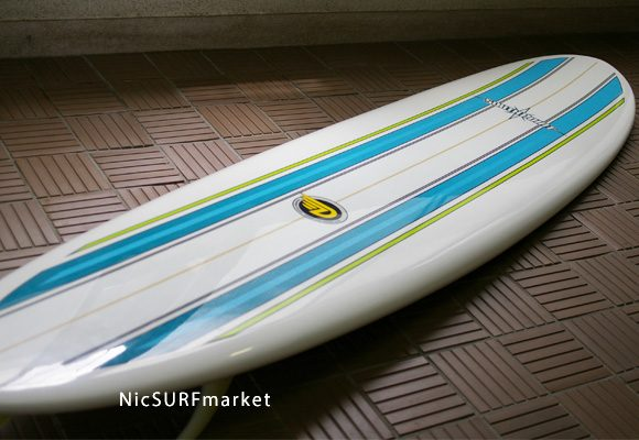 SOUTH POINT Dowing Mini-hune 中古ファンボード 7`7 bno9629646d