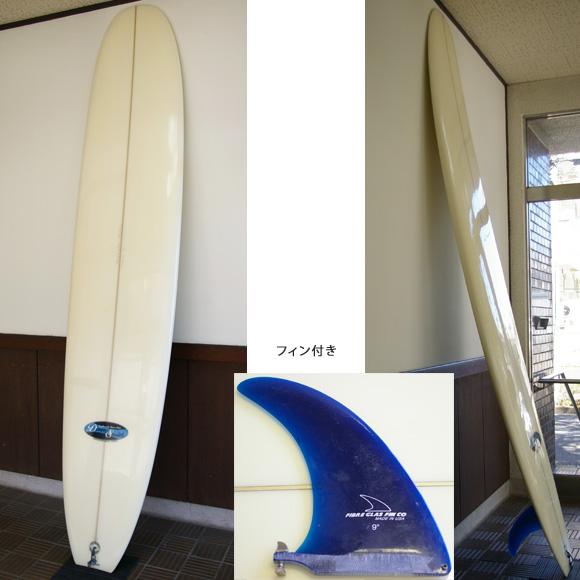 Denny Smith 中古 ロングボード9`2 deck bno9629661a