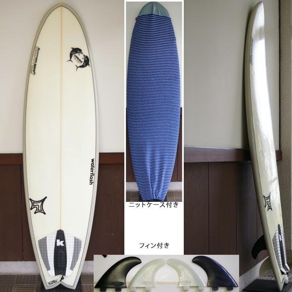WaterFlash 中古ファンボード 6`9 deck bno9629664a