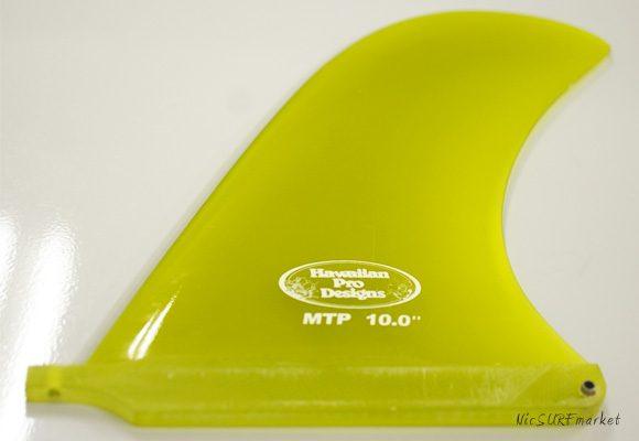 HAWAIIAN PRO DESIGN 中古センターフィン MTP 10.0 ロングボード用 bno9629695a