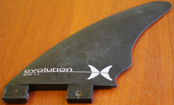 evolution EVO1.1 中古フィン bno9629697c