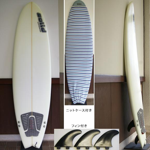 Solid 中古ファンボード 6`8 deck bno9629710a