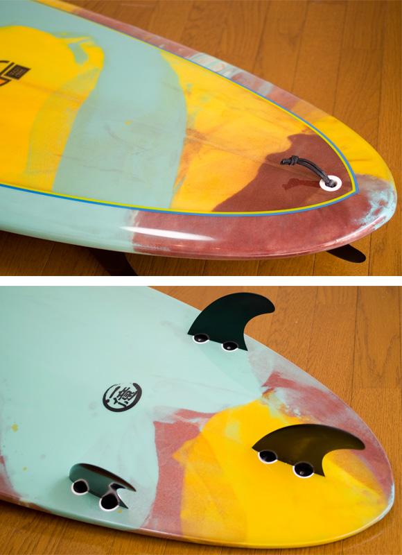 Grab The Bull 中古ファンボード 7`6 fin/tail bno9629738d