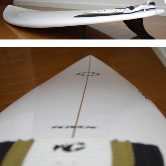 KLYMAXX 中古ショートボード 6`6 deck-condition bno9629739c