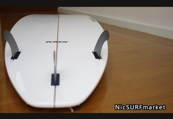 KLYMAXX 中古ショートボード 6`6 bottom-design bno9629739im2