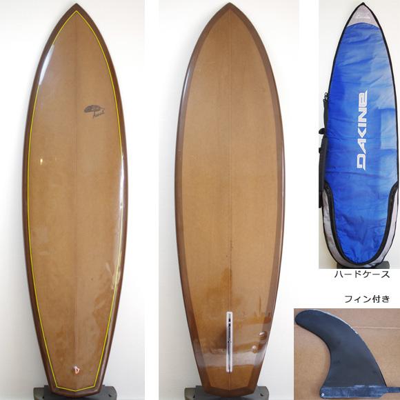 AWOL 中古ファンボード 6`4 deck/bottom bno9629749a