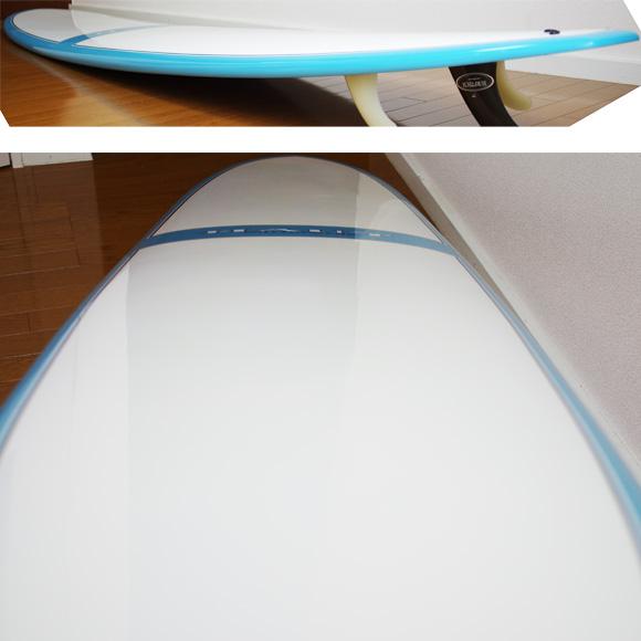 SURFTECH HAUT 中古ロングボード 9`6 deck-condition bno9629753c
