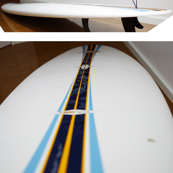 BIC SPORT 中古ファンボード 8`4 deck-condition bno9629759c