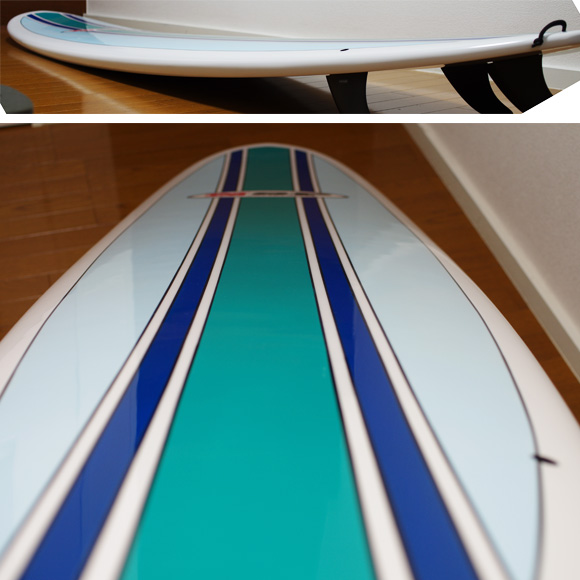 NSP 中古ファンボード EPOXY 8`2 deck-condition bno9629764c