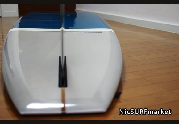 YU CLASSIC NOOSAⅡ 中古ロングボード 9`7 bottom-designbno9629768im2