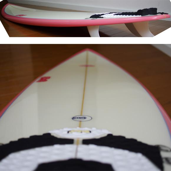 TM3 Mini EGG 中古ファンボード 6`4 deck-condition bno9629770c