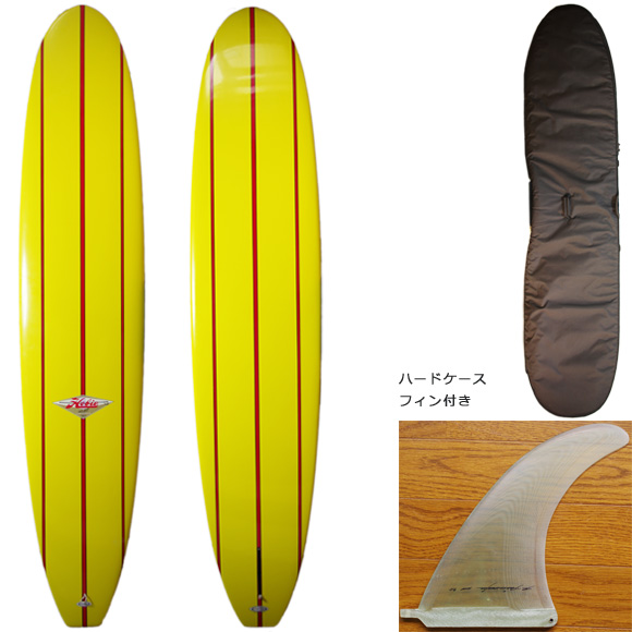 Hobie LIMITED EDITION SERIES 2 中古ロングボード 9`6 deck/bottom bno9629773a