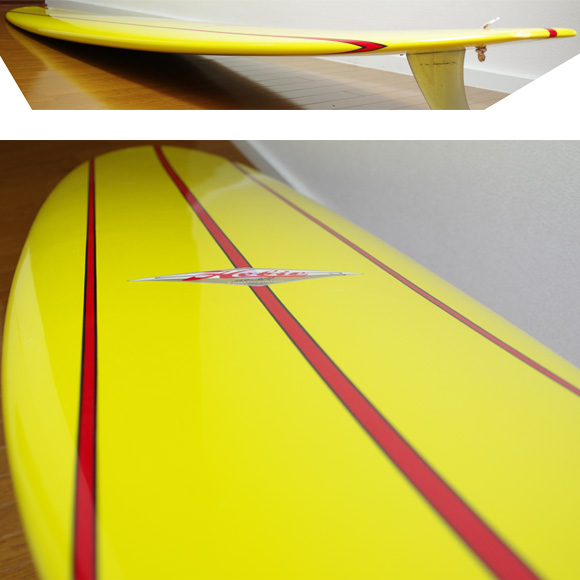 Hobie LIMITED EDITION SERIES 2 中古ロングボード 9`6 deck-condition bno9629773c
