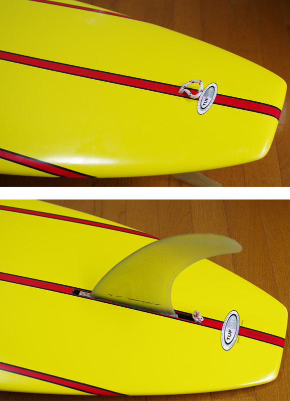 Hobie LIMITED EDITION SERIES 2 中古ロングボード 9`6 fin/tail bno9629773d