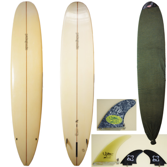 Patagonia HP 中古ロングボード 9`0 deck/bottom bno9629776a