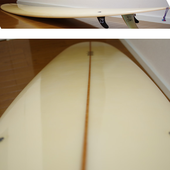 Patagonia HP 中古ロングボード 9`0 deck-condition bno9629776c