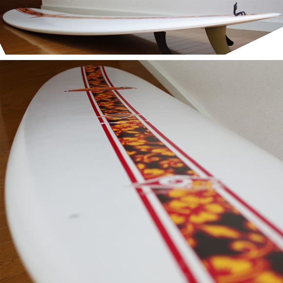 BIC SPORT EPOXY 中古ロングボード 9`0 deck-condition bno9629777c