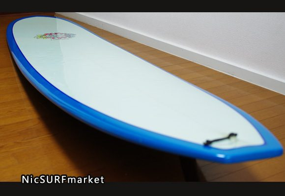 DICK BREWER (Shaper:HIMOJYU) 中古ロングボード 9`6 bno9629779im1