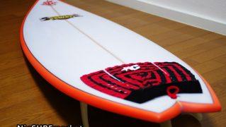 KAWAI Surfboards 中古ショートボード 6`2 bno9629780im1