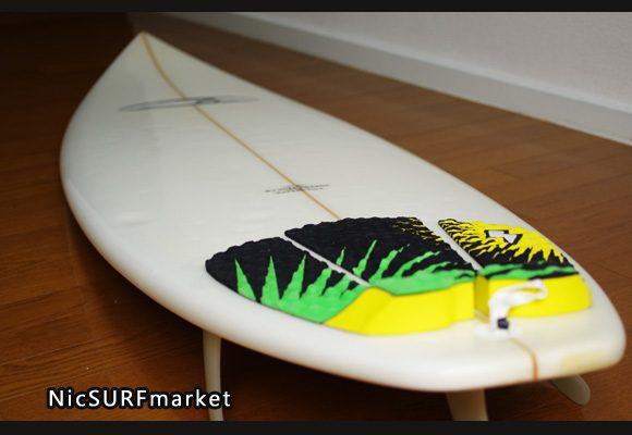 W.I SURFBOARDS 中古ショートボード 6`5 bno9629781im1