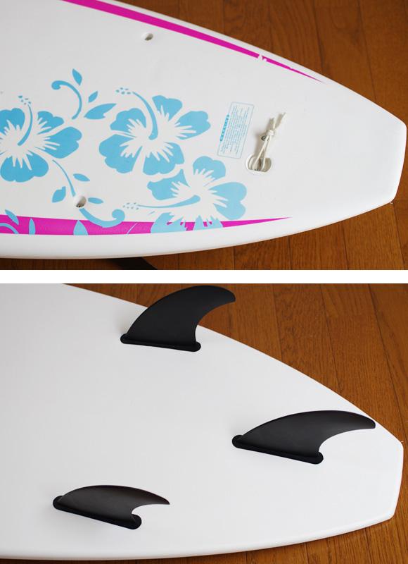 BIC SURF Mini Malibu 中古ファンボード 7`3 fin/tail bno9629792d