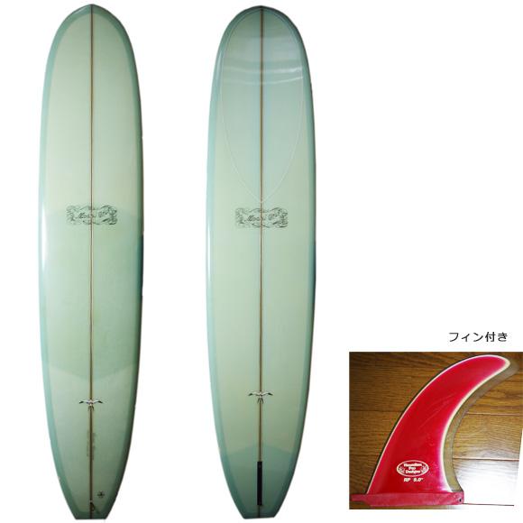 DONALD TAKAYAMA 中古ロングボード MODEL-T 9`4 deck/bottom bno9629819a