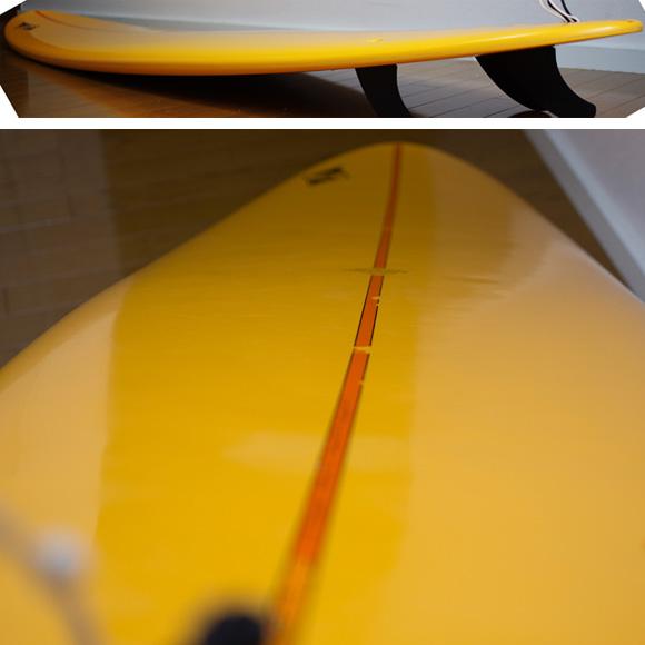 BIC SURF 中古ファンボード7`6 EPOXY deck-condition bno9629829c