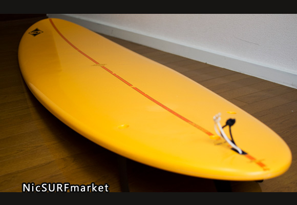 BIC SURF 中古ファンボード7`6 EPOXY bno9629829im1