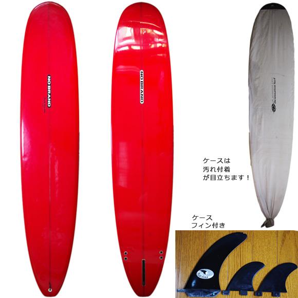 NO BRAND 中古ロングボード DKⅢ 9`5 deck/bottom bno9629834a