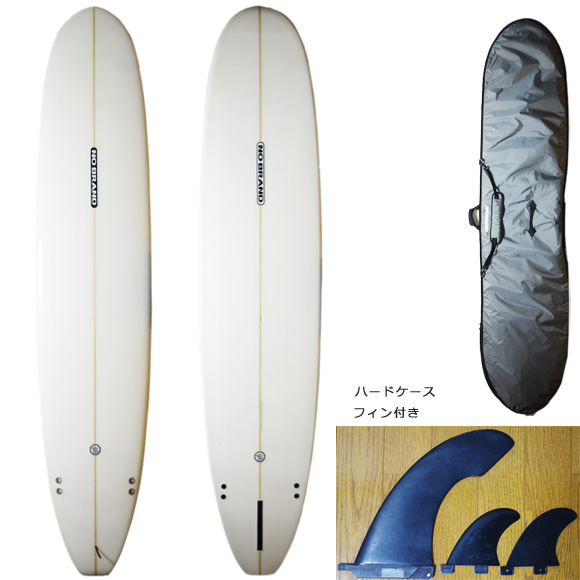 NO BRAND 中古ロングボード 9`3 deck/bottom bno9629838a