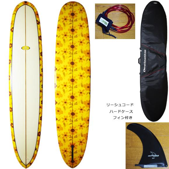 BING 中古ロングボード 9`4 deck/bottom bno9629839a