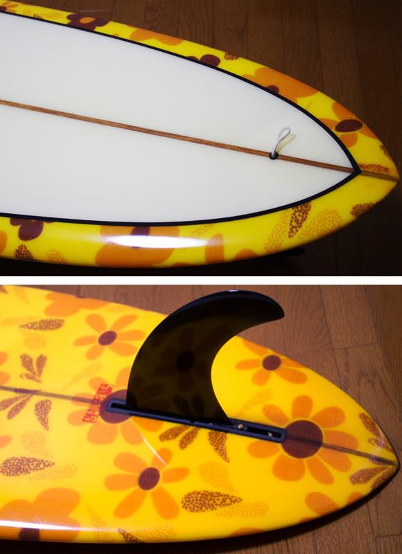 BING 中古ロングボード 9`4 fin/tail bno9629839d