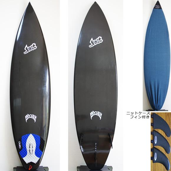 AVISO LOST PRO FORMANCE 中古ショートボード deck/bottom 6`4 bno9629851a