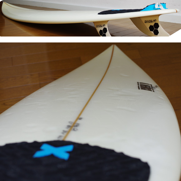 AL MERRIC KID QUICK 中古ショートボード 6`1 deck-condition bno9629854c